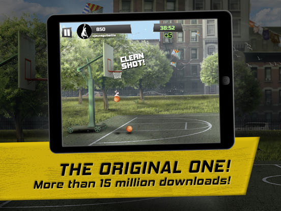 iBasket Pro - Street Basketball Screenshots