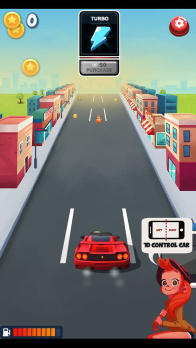 Screenshot 2 街头竞速 — 怪好玩的疯狂赛车游戏
