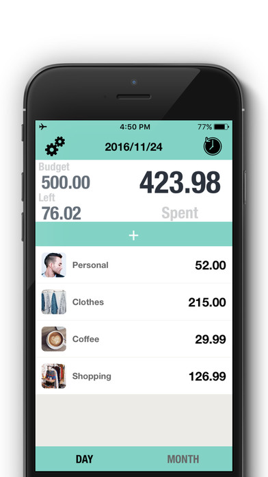 Spending Tracker - Daily Spending, Budget Tracker on the App Store
