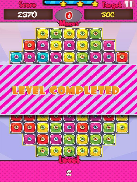 Monster Candy Match screenshot 6