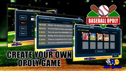 Baseball Opoly screenshot 2