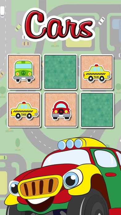 Автомобили найти пар обучающей игру Скриншоты3