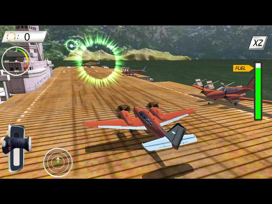 Perfect Airplane Pilot Flight Simulator screenshot 9