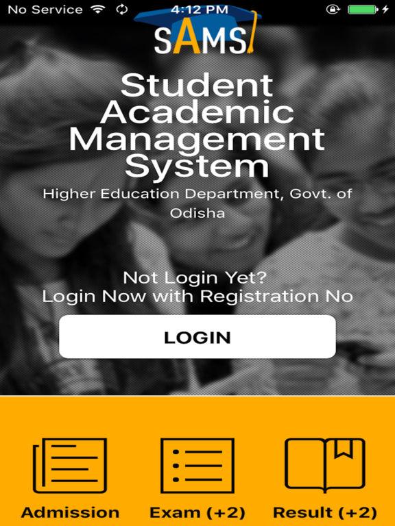 DHE Odisha-SAMS on the App Store