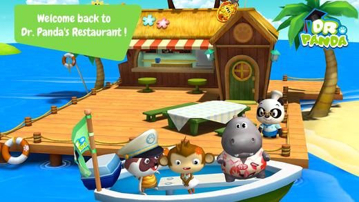 Dr. Panda Restaurant 2 Screenshots