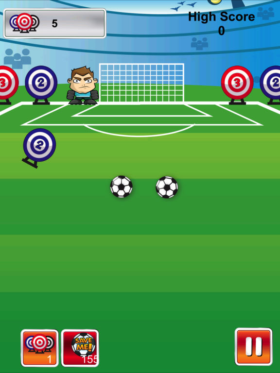 World Soccer Superstar Pro! screenshot 9
