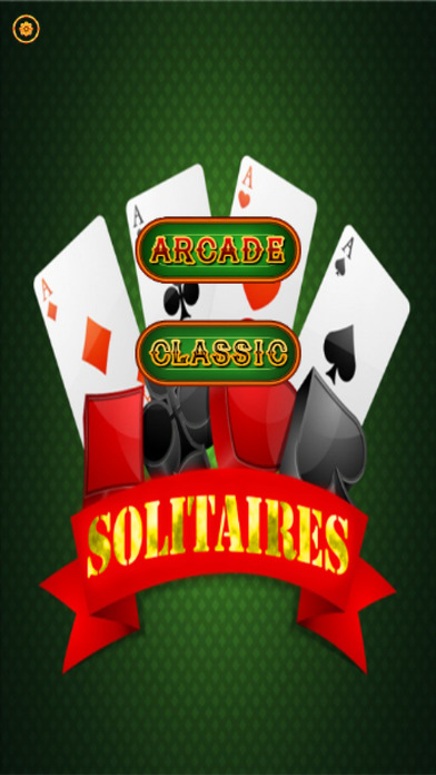 250+ Solitaires Skipbo Card screenshot 1