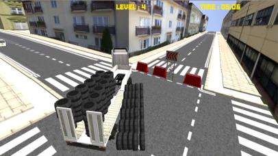 Driver Truck Cargo 3D screenshot 2