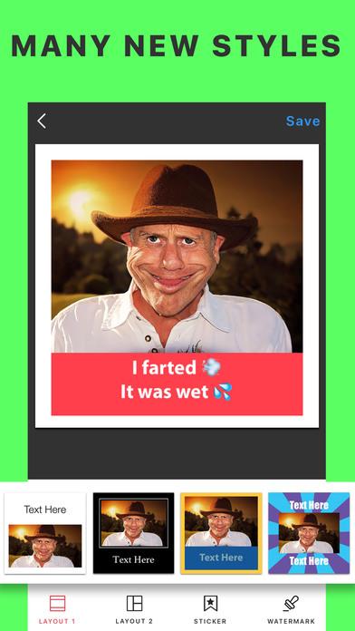 MEME Maker Make Your Own Memes Generator + Creator Screenshots