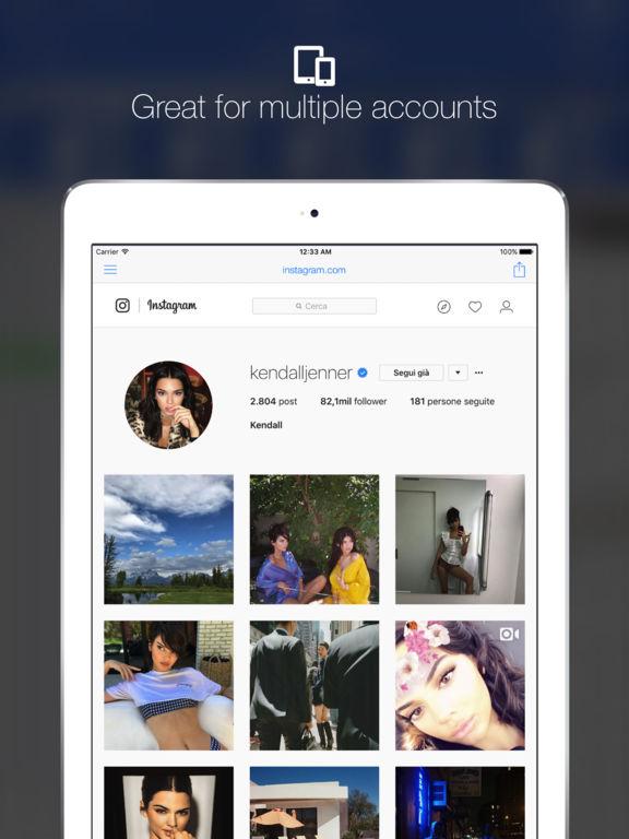 Minimal Browser - Smart Desktop Browsing Screenshots