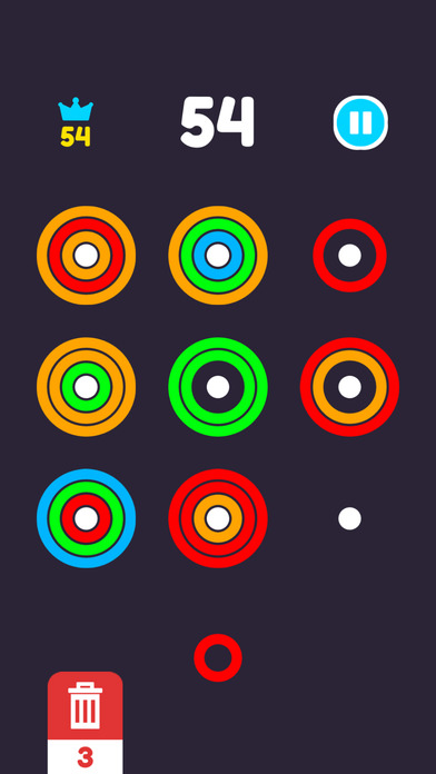 Ring Match3 Pro Screenshots