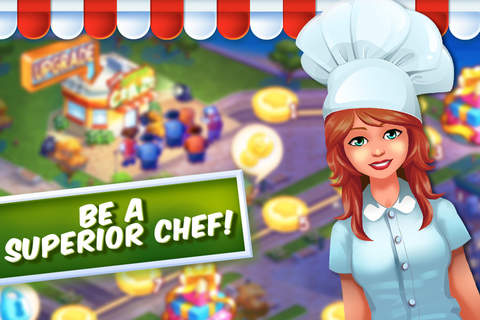 Cooking Craze - A Kitchen Game screenshot 4