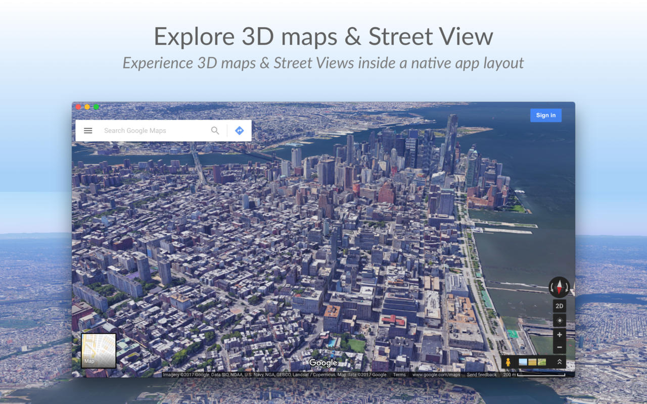 How Google Builds Its Mapsand What It Means For The Future Of - 3d map usa states