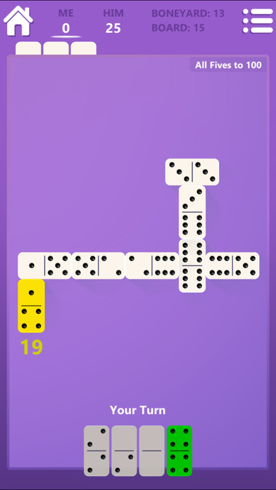 Dominoes Board Games screenshot 2