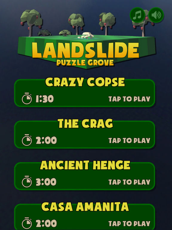 Landslide: Puzzle Grove screenshot 6