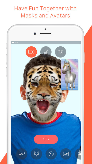 Tango – Video Call, Voice and Chat screenshot