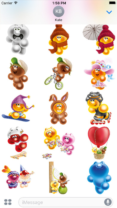Gelini Sticker screenshot