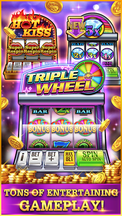 Screenshots of Slots!! - Reel Vegas for iPhone