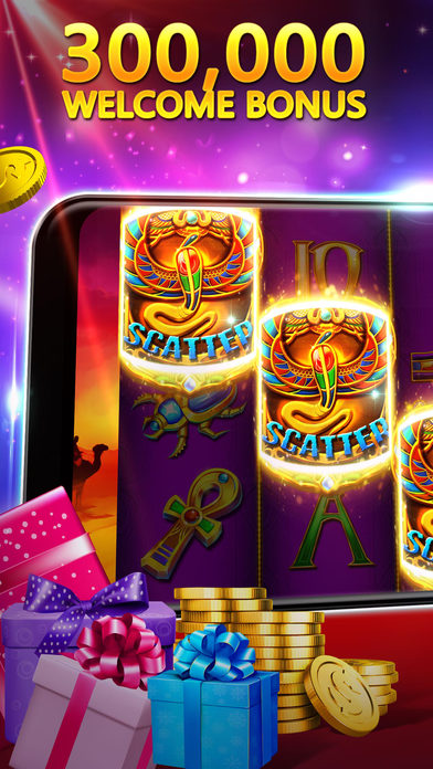 Screenshot 1 Pharaoh's Fortune — Wild Vegas Casino & Real Slots