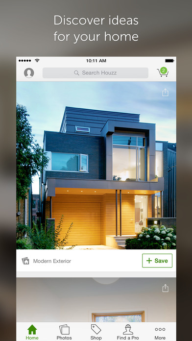 iphone screenshot 1 - Houzz Interior Design Ideas