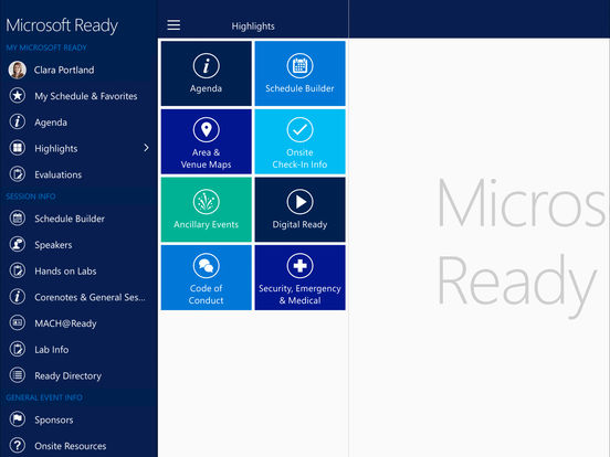 Microsoft Ready On The App Store