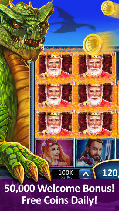 Screenshot 1 7 Kings Casino Slots