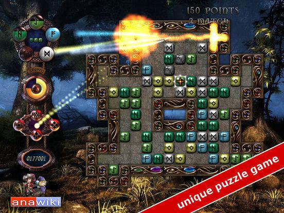 Runes of Avalon HD screenshot 5