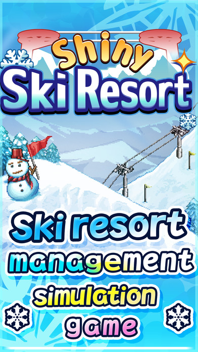 Shiny Ski Resort screenshot 5