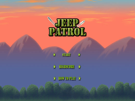 Jeep Patrol Screenshots