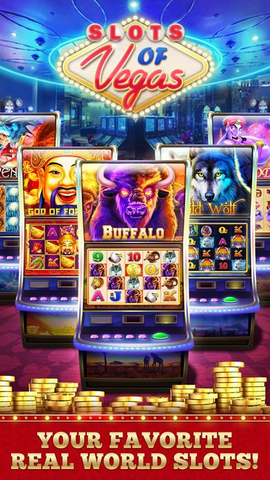Screenshot 5 Slots of Vegas — Real Vegas Slot Machines