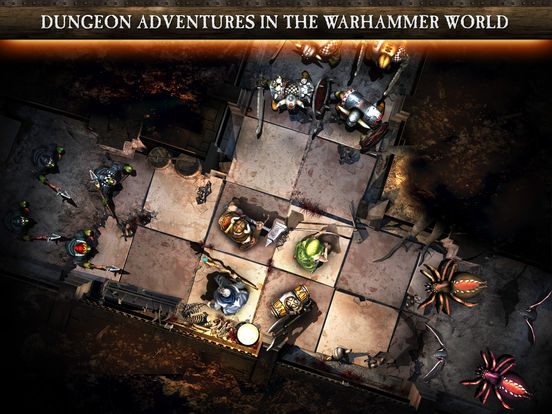 Warhammer Quest Screenshots