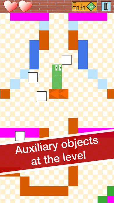 color maze accelerometer game by artem maiko. Black Bedroom Furniture Sets. Home Design Ideas