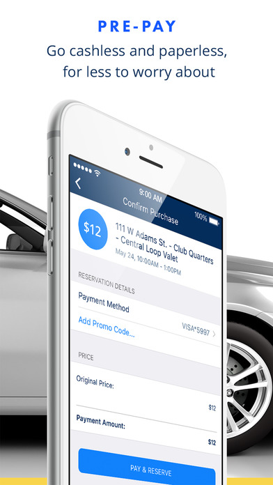 download SpotHero - Find Parking Deals Nearby apps 0