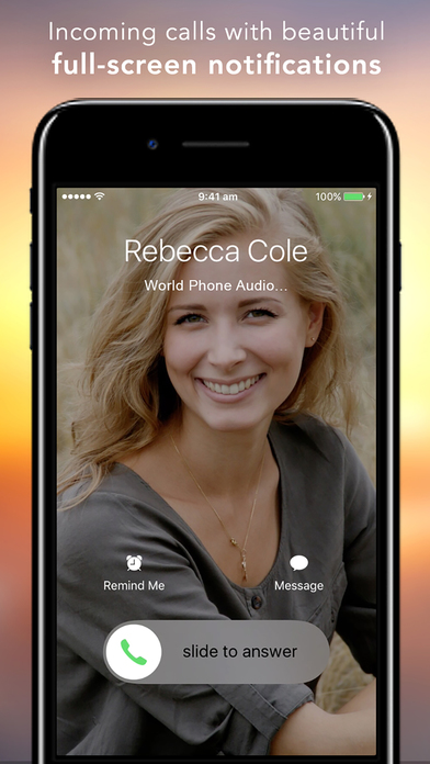 World Phone screenshot 1
