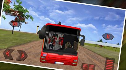 Mountain Tourist Bus 3D screenshot 3