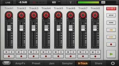 Screenshot #8 for JamUp Pro