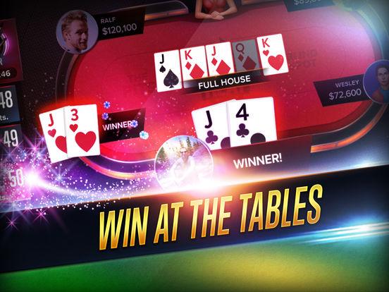 Bug texas holdem poker