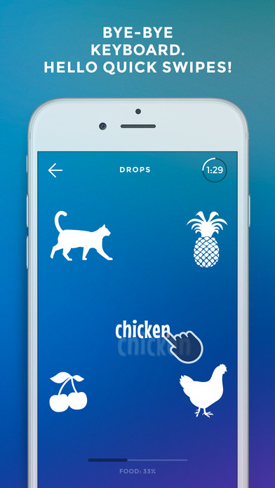 Screenshot #5 for Learn English language & words with Drops