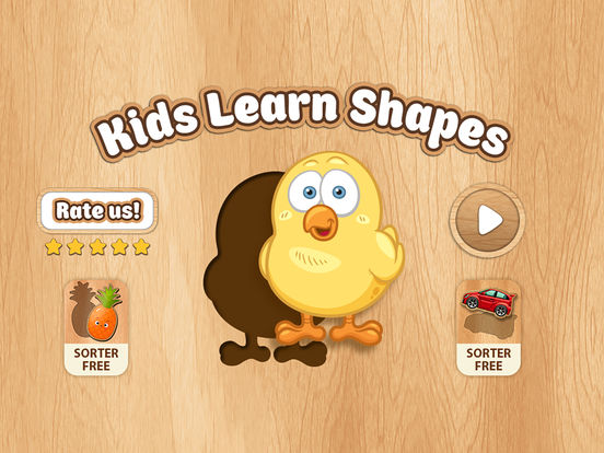 Kids Learn Shapes and Colors Toddler Learning Gamescreeshot 5