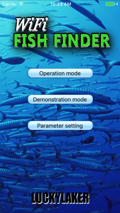 App shopper wifi fish finder productivity for Fish finder apps