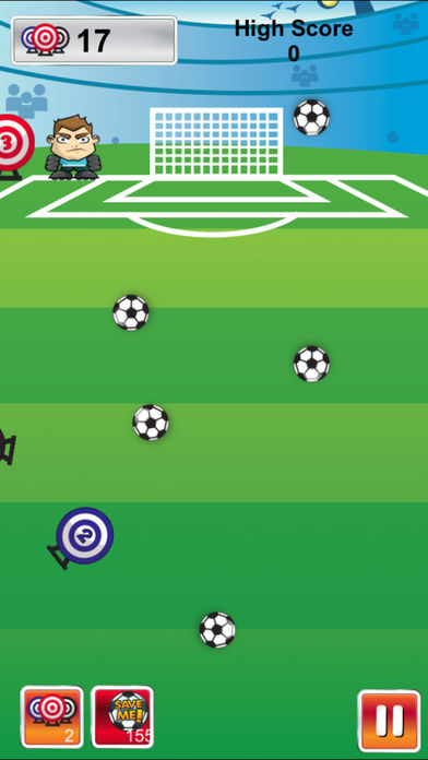 World Soccer Superstar Pro! screenshot 4