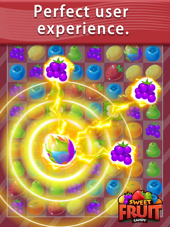 Sweet Jelly Candy screenshot 7