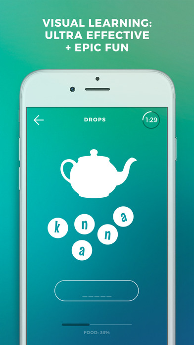 Screenshot #5 for Learn Hungarian language & words with Drops