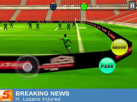 Футбольная игра Challenge 2017 Скриншоты6