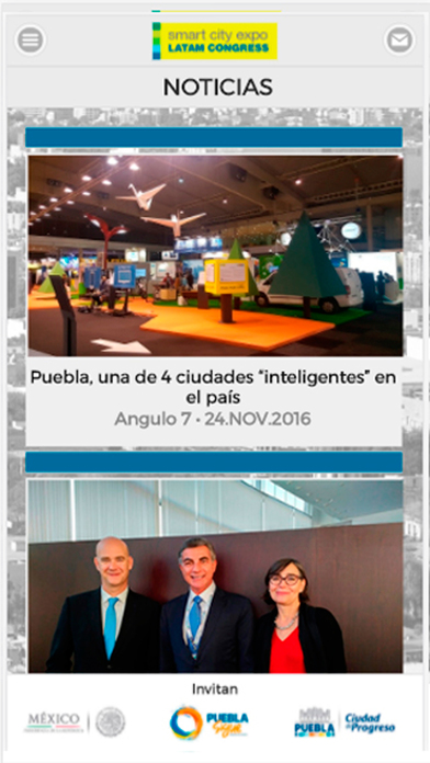 Smart City Expo LATAM Congress screenshot 3