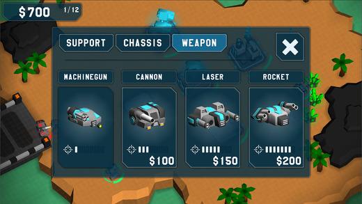MechCom - 3D RTS Screenshots