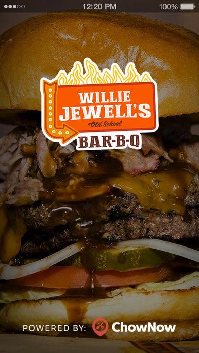 Willie Jewells Old School BBQ screenshot 1