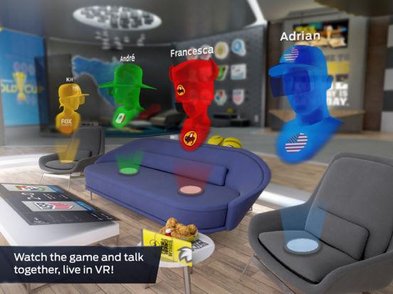 FOX Sports VR screenshot 6