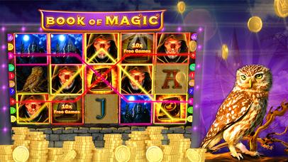Screenshot 2 Книга Магии: Игровой Автомат