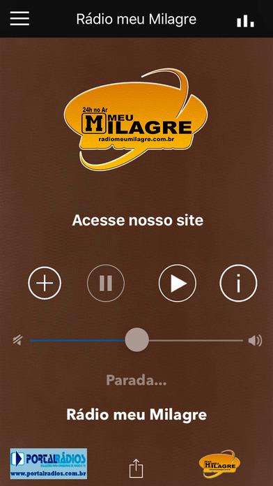 Rádio Meu Milagre screenshot 1